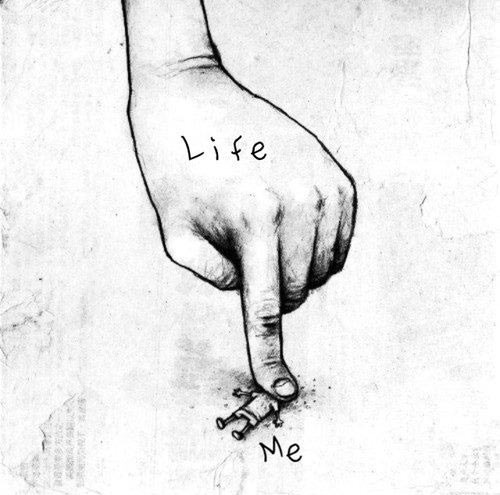 funny-hand-life-cartoon